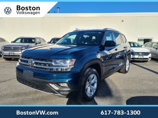 Used Volkswagen Atlas Watertown Ma