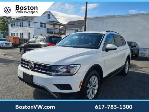 Used Volkswagen Tiguan Watertown Ma